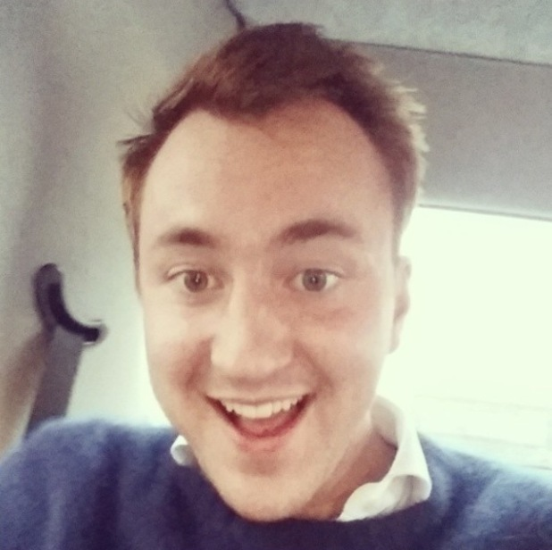 Made In Chelsea star Francis Boulle takes selfie after pulling wedding prank on fans in Instagram photo (3 June).