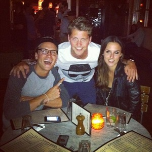 Made In Chelsea, Lucy Watson, Stevie Johnson, Oliver Proudlock, 31 May