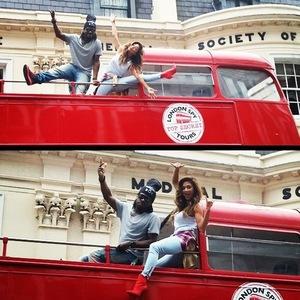 Nicole Scherzinger, London, Instagram, 11 June