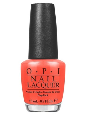 OPI Nail Polish in Juice Bar Hopping, £11.95