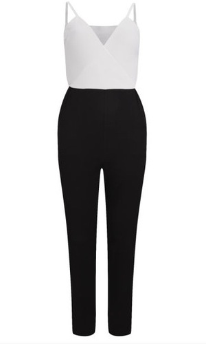 AX Paris Women's Contrast Jumpsuit, £32