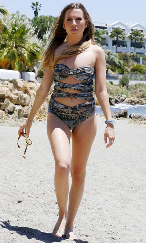 The Only Way Is Essex' cast in Marbella, Spain - 10 Jun 2014 Robyn Althasen