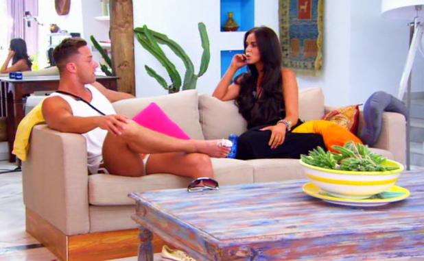 Ex On The Beach, Vicky Pattison and Ricci Guarnaccio, MTV, 10 June