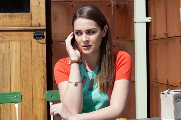 Hollyoaks, Sienna's PI quits, Wed 11 Jun