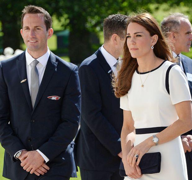 America's Cup event, National Maritime Museum, Greenwich, London, Britain - 10 Jun 2014 Catherine Duchess of Cambridge