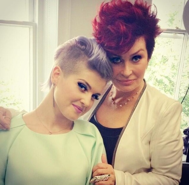 Sharon and Kelly Osbourne launch Mac Collection in London, Twitter, 9 June