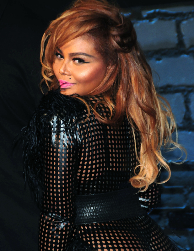 Lil Kim, The 2013 MTV Video Music Awards - Arrivals at the Barclays Center, New York, 2013