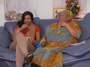 Gogglebox stars Sandy Channer and Sandra Martin in new trailer. 27 February 2014.