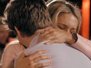 Made In Chelsea (16 June): Stevie Johnson and Stephanie Pratt say an emotional goodbye.