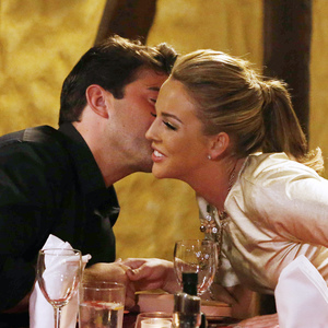 Lydia Bright and James 'Arg' Argent, TOWIE, Marbella, 16 June