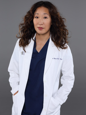 Grey's Anatomy, Sandra Oh, Wed 18 Jun