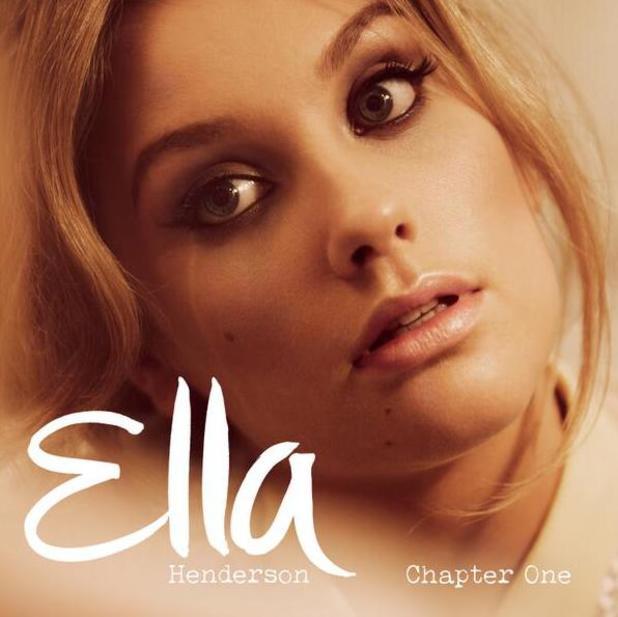Ella Henderson debut album cover - Chapter One - due for release on 22 September 2014.