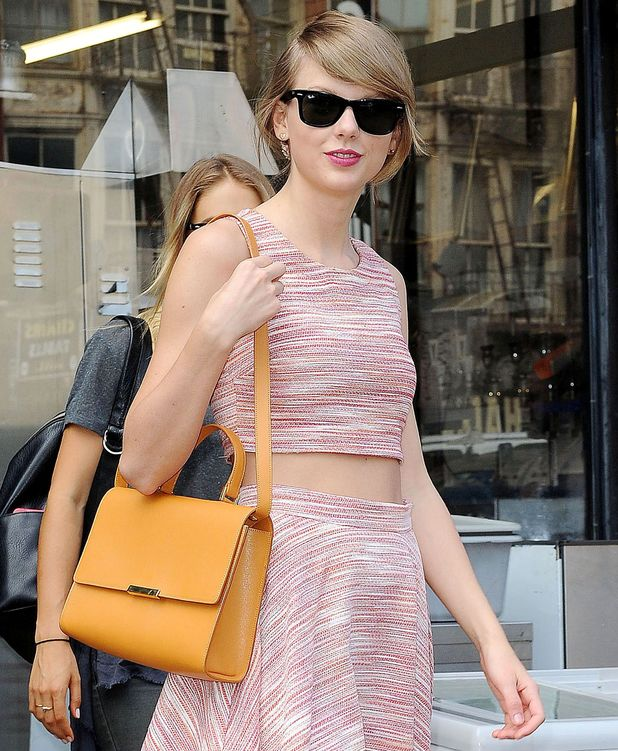 Taylor Swift out and about, New York, America - 18 Jun 2014