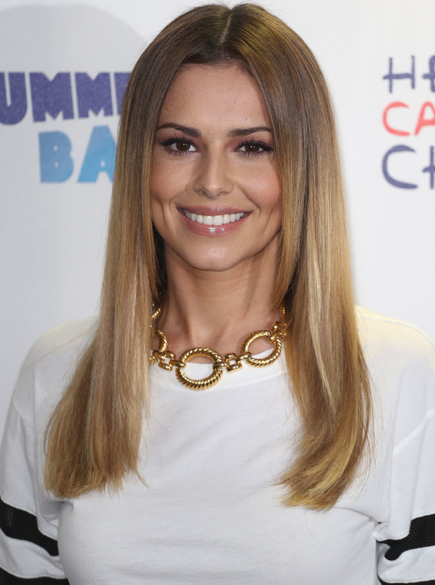 Cheryl Cole at the Capital FM Summertime Ball 2014 held at Wembley Arena, 21 June 2014