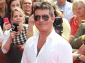Simon Cowell arrives at Old Trafford stadium for 'The X Factor' Manchester auditions, 16 June 2014