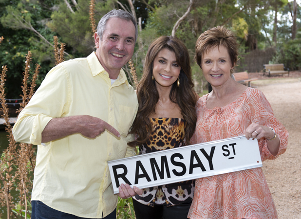 Paula Abdul makes a special appearance in Neighbours, episode airs 4 July 2014