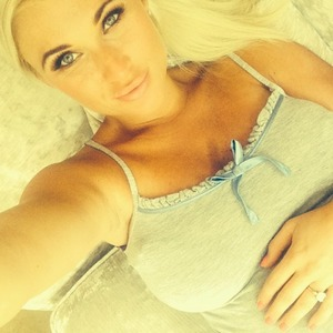 Pregnant TOWIE star Billie Faiers has a rest after a long day, 28 June 2014