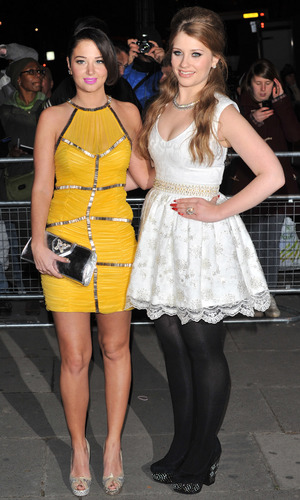 Tulisa Contostavlos and Ella Henderson at the Cosmopolitan Ultimate Women Of The Year Awards held at the Victoria and Albert Museum - London - 30 October 2012.