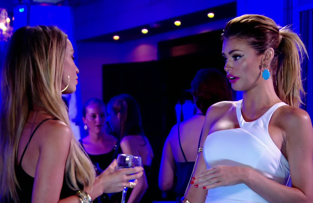 Chloe Sims and Lauren Pope - The Only Way is Essex