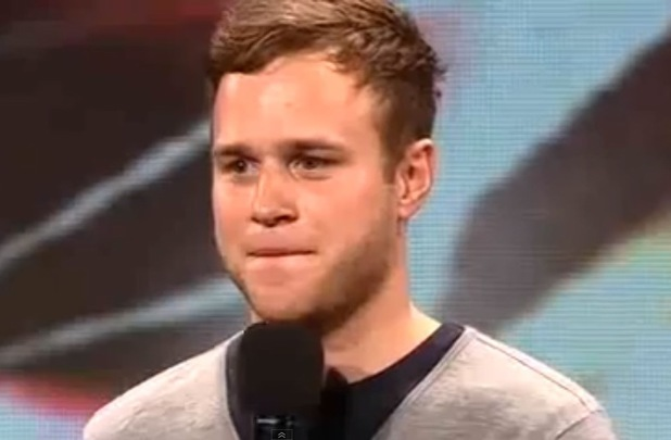 Olly Murs sings 'Superstition' at his 2009 X Factor audition.