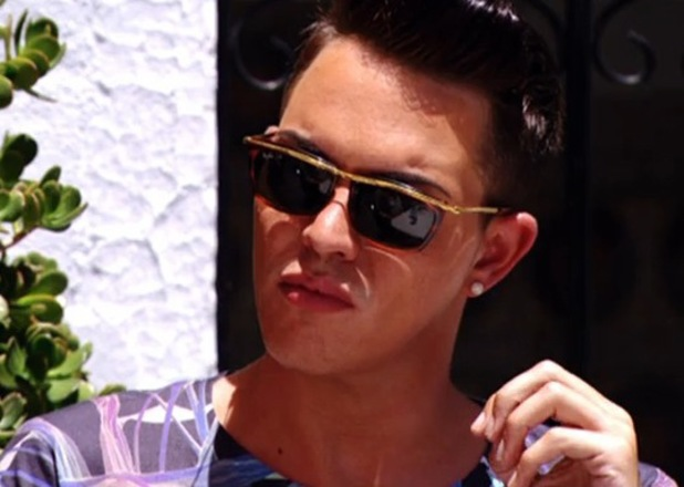 Bobby Cole Norris on TOWIE, episode 25 June 2014