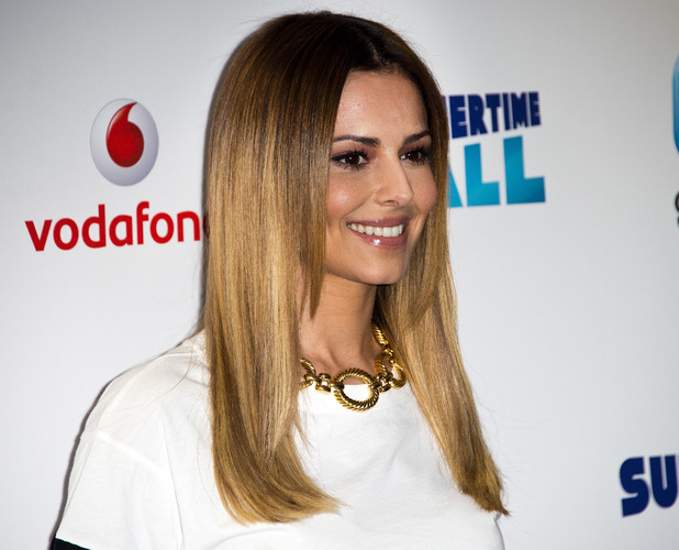 Cheryl Cole - Capital FM Summertime Ball 2014 held at Wembley Arena - Arrivals 06/21/2014 London, United Kingdom