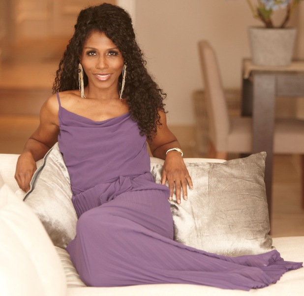 Sinitta, Reveal photoshoot