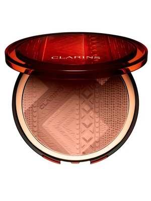 Clarins Colours of Brazil Bronzing Compact, £30