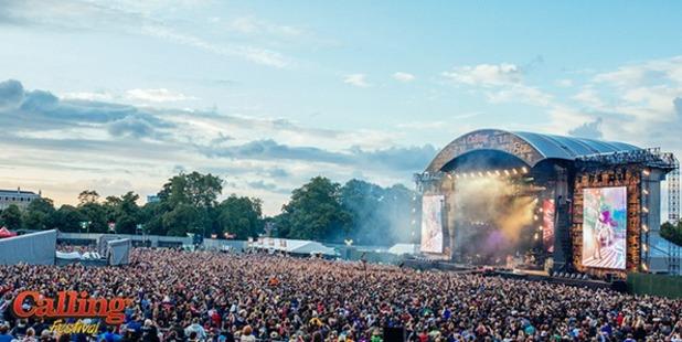 Aerosmith headlines Calling Festival in Clapham Common (28 June).