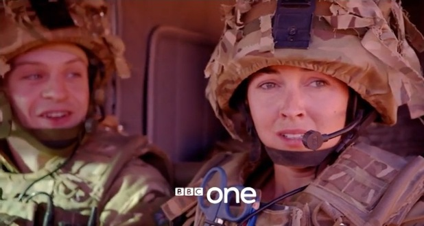 Lacey Turner stars in second series of Our Girl - 3 July 2014