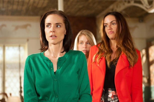 Hollyoaks, Cindy's lost the ticket, Tue 1 Jul