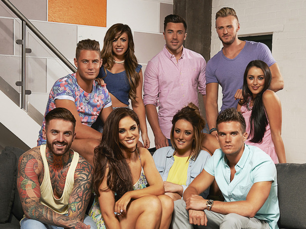 Geordie Shore Series 8 promo shot, MTV, 1 July
