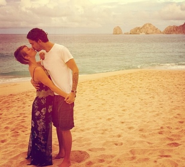 Kaley Cuoco-Sweeting and Ryan Sweeting, Cabo, Mexico, Instagram, 3 July