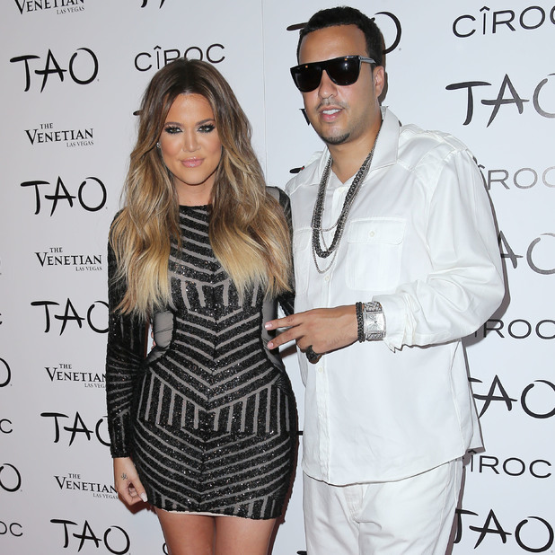 Khloe Kardashian celebrates her 30th birthday at TAO nightclub inside the Venetian Hotel & Casino, 4 July 2014