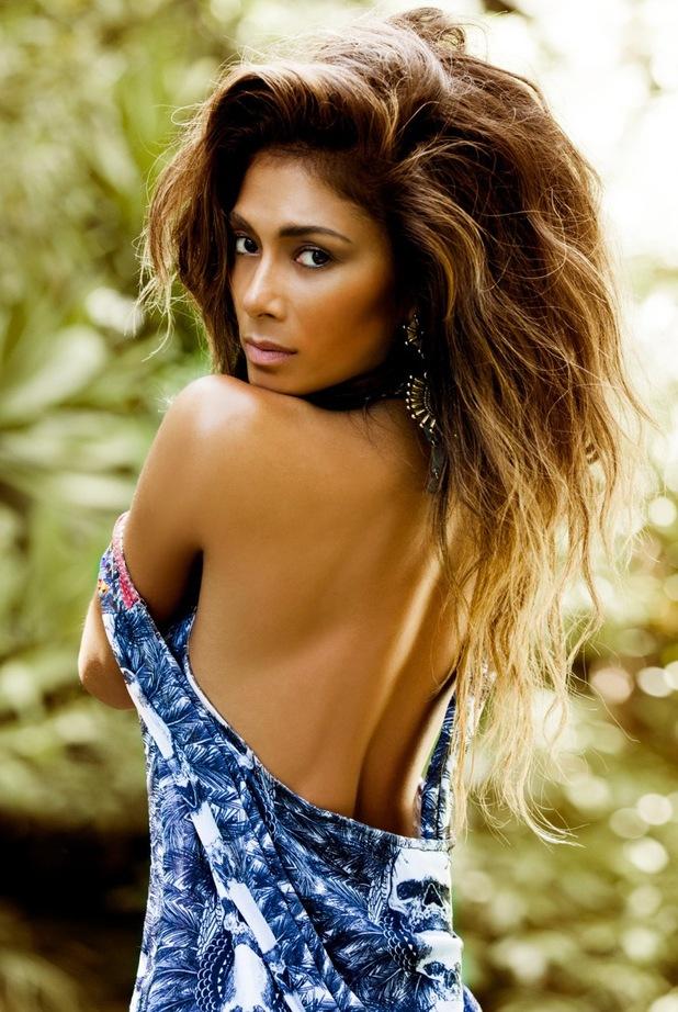 Nicole Scherzinger's new promo photos for 'Your Love' - 2 July.