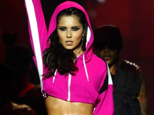 Cheryl Cole performs live at the Capital FM Arena on the third night of her 'A Million Lights' tour Nottingham, England - 06.10.12