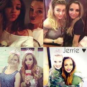 Jade Thirlwall's birthday message to Perrie Edwards, Twitter, 10 July