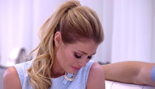 TOWIE: Chloe Sims bursts into tears over the Ferne McCann drama. Airs: 13 July.