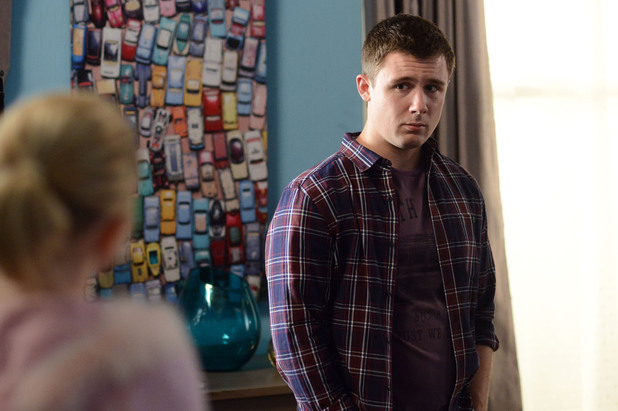 EastEnders, Lee confesses, Fri 11 Jul