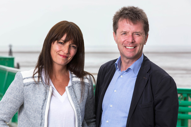 Long Lost Family, Davina McCall, Nicky Campbell, Mon 14 Jul