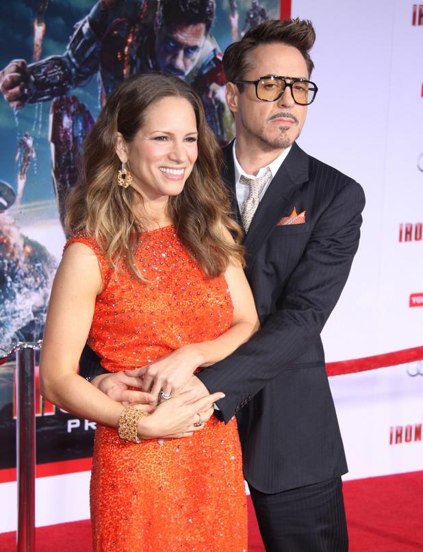 Iron Man 3' Los Angeles premiere held at the El Capitan Theatre - 24/4/2014.