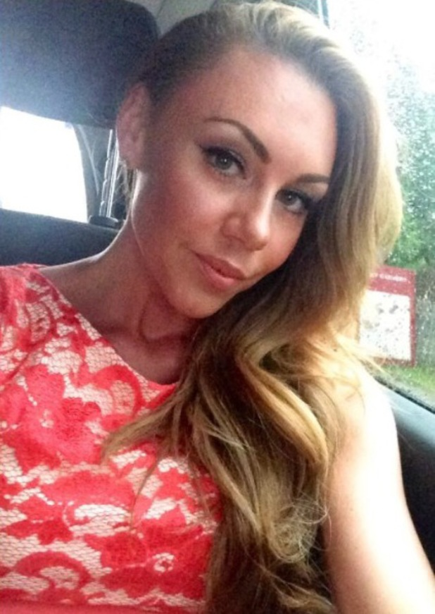 Michelle Heaton travels to the Malibu Rum Pina Colada party - 8 July 2014