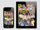 Get Reveal Mag on you iPad and iPhone!