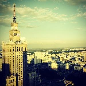 Ellie Goulding in Warsaw, Instagram. 15 July