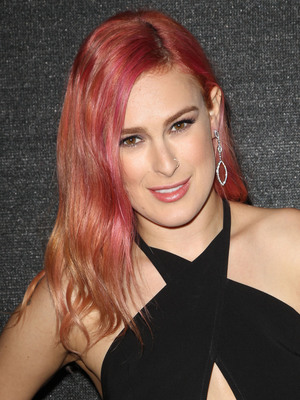 Rumer Willis, THE ODD	WAY HOME Theatrical World Premiere, 31 May 2014