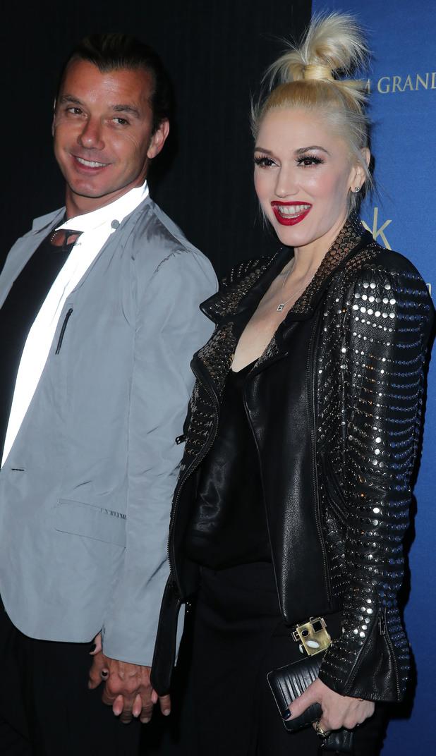 Gavin Rossdale, Gwen Stefani - Hakkasan Las Vegas Celebrates First Anniversary inside MGM Grand Hotel & Casino 04/26/2014 Las Vegas, United States