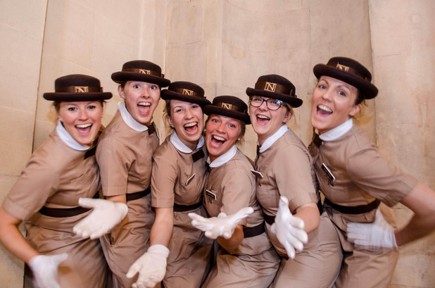 Britain's Poshest Nannies, ITV, Thu 17 Jul