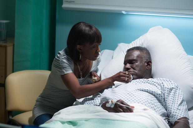 EastEnders, Patrick in hospital, Tue 22 Jul