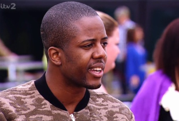 Vas J. Morgan on TOWIE talking about Danielle Armstrong, 16 July 2014