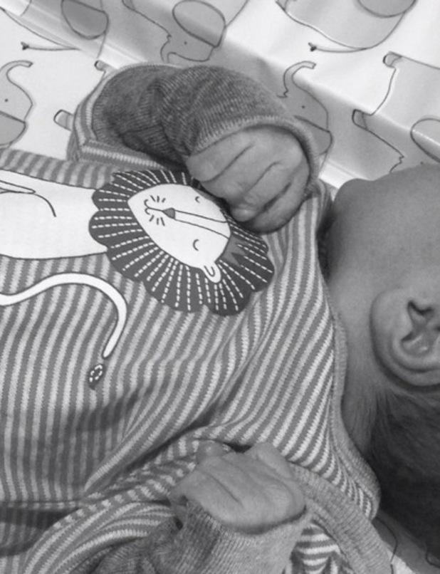 Jessica Ennis-Hill gave birth to baby boy, son Reggie Ennis-Hill, Twitter, 17 July